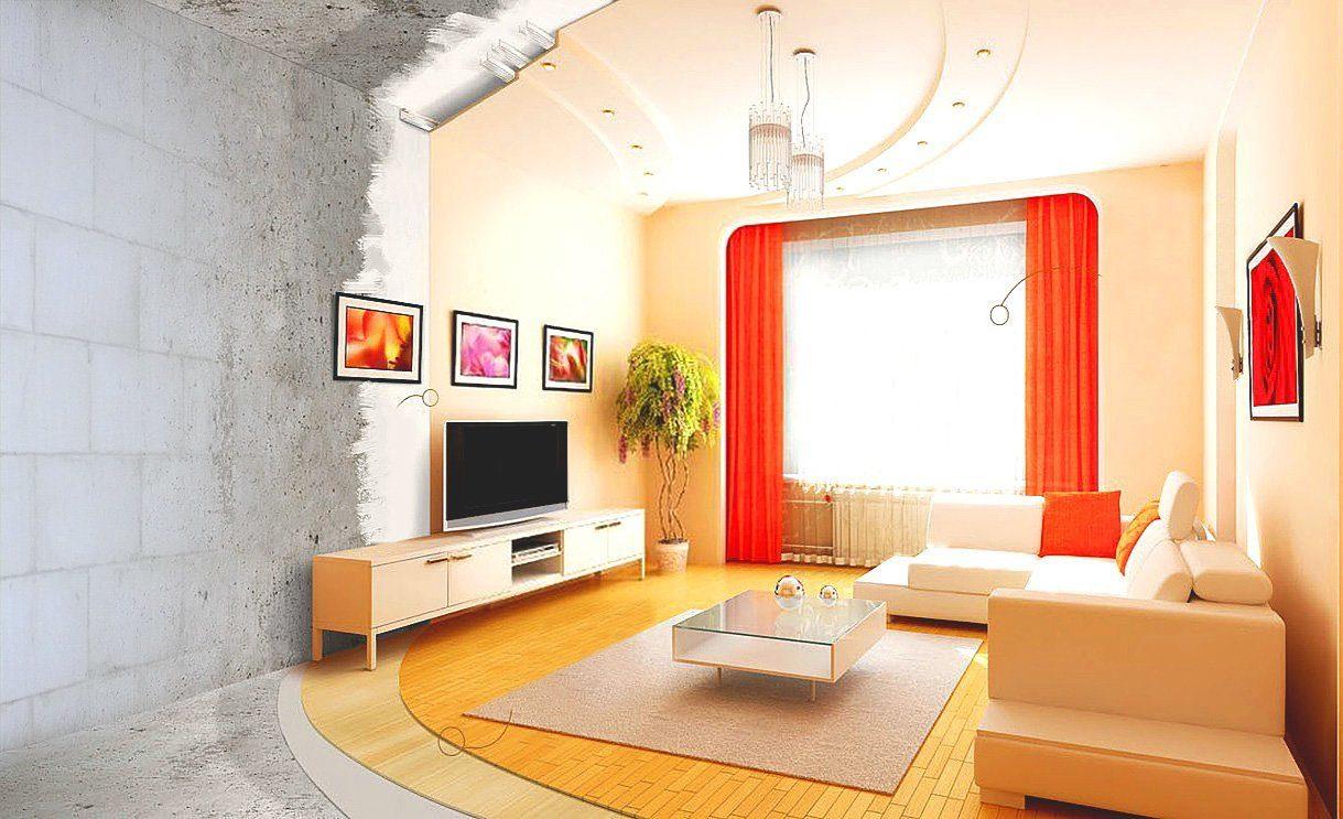 Услуга ремонта квартиры