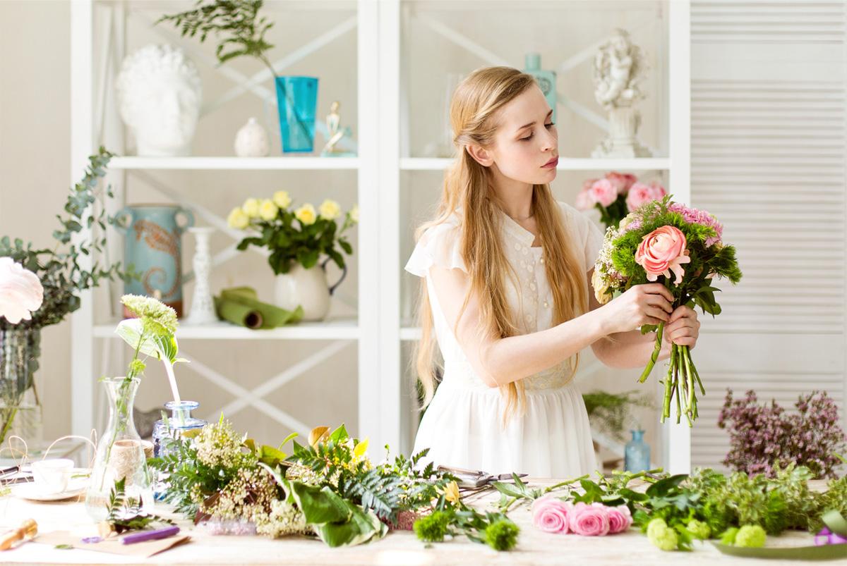 Аутсорсинг флористов